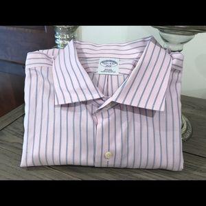 Brooks Brothers Non-Iron Button Down Dress Shirt